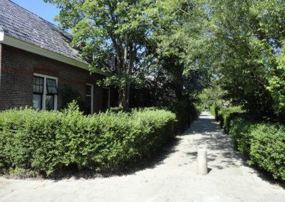 Hollanderwijk - Eindbeeld -woonpad