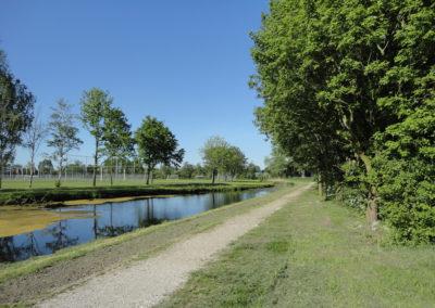 Kalverdijkje Noord - Beeld struunpad