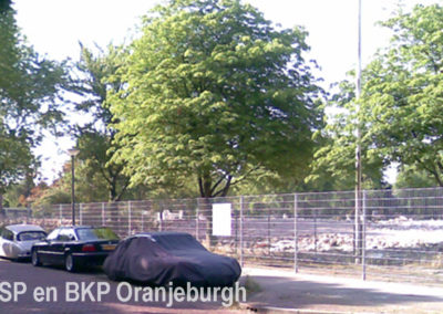 Oranjeburgh - Situatie