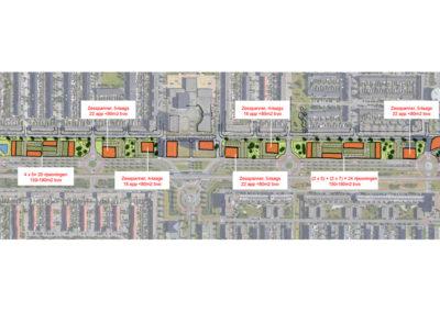 T Strook - Stedenbouwkundig plan
