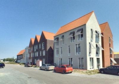 Waterman II - Referentie appartementen