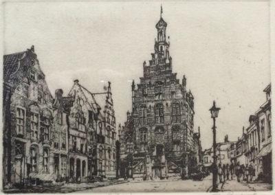 Culemborg Markt - Oud Ansicht